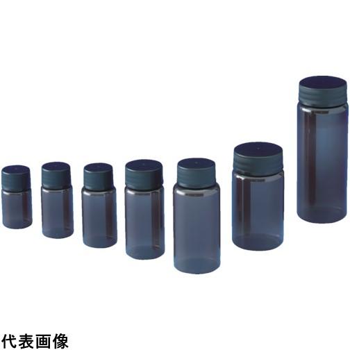 NIKKO PETスクリューバイアル100ml(褐色) (50本入) [17200100] 17200100 販売単位:1 送料無料