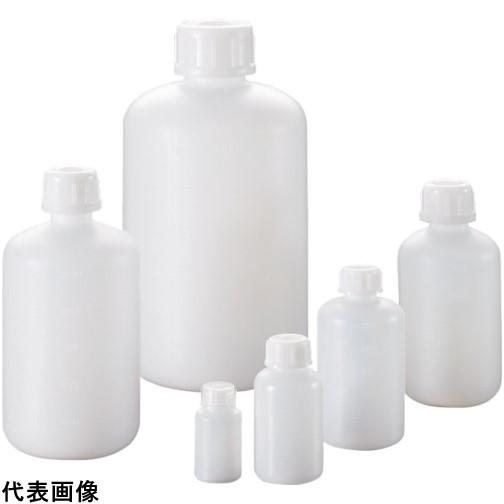 サンプラ PE細口瓶 500mL (100本入) [2064] 2064 販売単位:1 送料無料