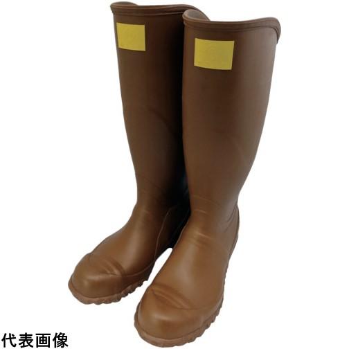 ワタベ 電気用ゴム長靴(先芯入り)26.5cm [242-26.5] 24226.5 販売単位:1 送料無料