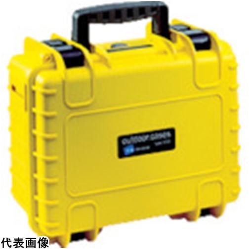 B&W プロテクタケース 3000 黒 フォーム [3000/B/SI] 3000BSI 販売単位:1 送料無料