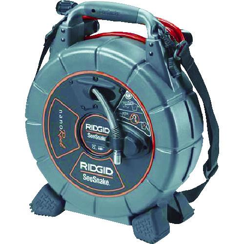 RIDGID シースネーク ナノリールN85S モニター用 [40008] 40008 販売単位:1 送料無料