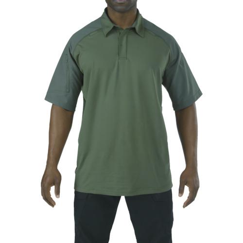 5.11 半袖 ラピッドパフォーマンスポロ TDUグリーン XS [41018-190-XS] 41018190XS 販売単位:1 送料無料