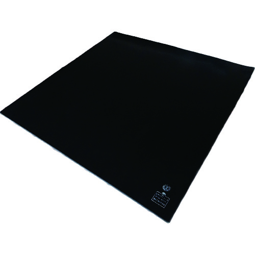 ワタベ 耐電用ゴムマット10t 1m×1m [455-1M] 4551M 販売単位:1 送料無料