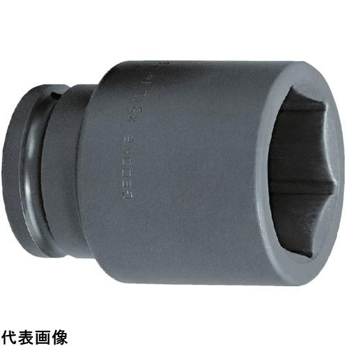 GEDORE インパクト用ソケット(6角) 1・1/2 K37L 60mm [6330620] 6330620 販売単位:1 送料無料