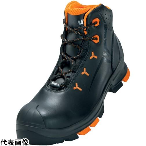 UVEX UVEX2 ブーツ ブラック 27.0CM [6503.5-42] 6503.542 販売単位:1 送料無料