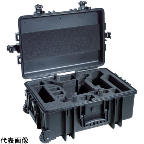 B&W プロテクタケース 6700 グレー DJI [6700/G/DJI4] 6700GDJI4 販売単位:1 送料無料
