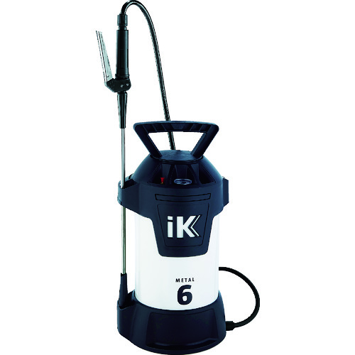 iK 蓄圧式噴霧器 METAL6 [83271] 83271 販売単位:1 送料無料