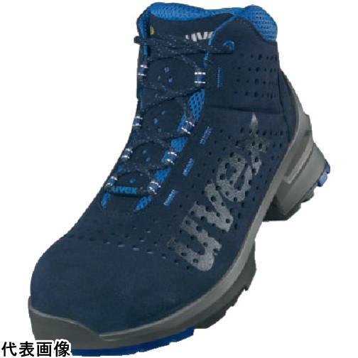 UVEX ウベックス1 ブーツ ネイビー 27.5CM [8532.4-43] 8532.443 販売単位:1 送料無料