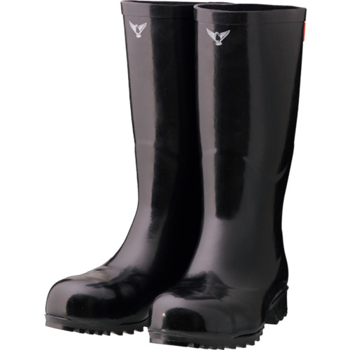 SHIBATA 安全長靴 安全大長 25.0 [AB021-25.0] AB02125.0 販売単位:1 送料無料