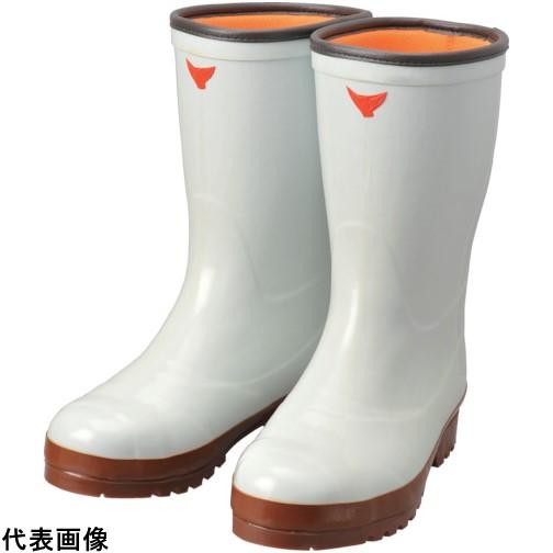 SHIBATA 安全防寒スーパークリーン長7型(白) 30.0cm [AC040-30.0] AC04030.0 販売単位:1 送料無料
