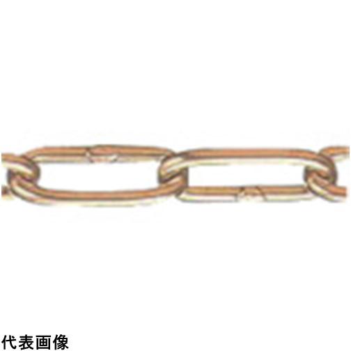 水本 黄銅チェーン 30m 線径2mm [BR-2] BR2 販売単位:1 送料無料
