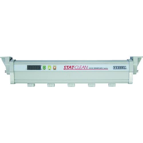 ベッセル 静電気除去ACパルス・クリーンバー [C-40] C40 販売単位:1 送料無料