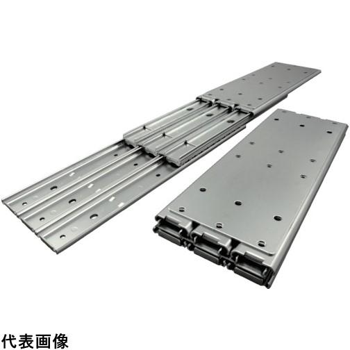 アキュライド ダブルスライドレール711.2mm [C530-28] C53028 販売単位:1 送料無料