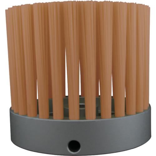SOWA セラミックファイバーブラシ カップ型 #600 O φ100×75L [CB31O-10075] CB31O10075 販売単位:1 送料無料