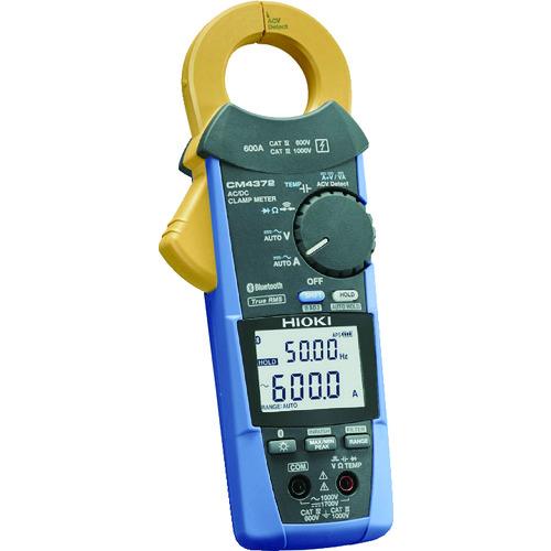 HIOKI AC/DCクランプメータ [CM4372] CM4372 販売単位:1 送料無料