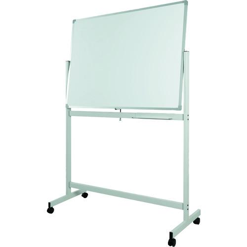 WRITEBEST 回転ボード両面 白×白 600×900 [DPS23] DPS23 販売単位:1 送料無料