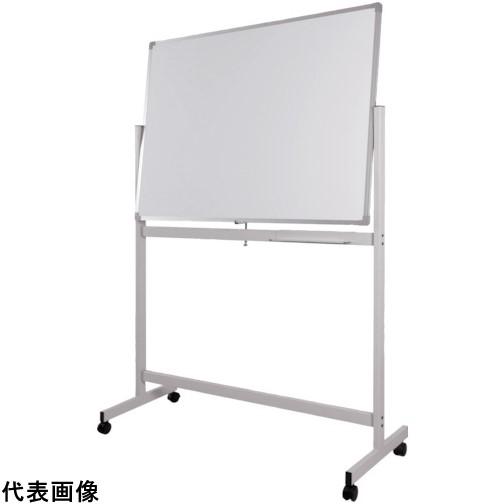 WRITEBEST 回転ボード両面 白×白 900×1200 [DPS34] DPS34 販売単位:1 送料無料