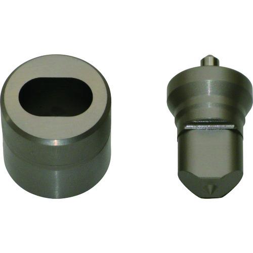 亀倉 ポートパンチャー用標準替刃 穴径9×15mm バリアフリータイプ [E-09X15] E09X15 販売単位:1 送料無料