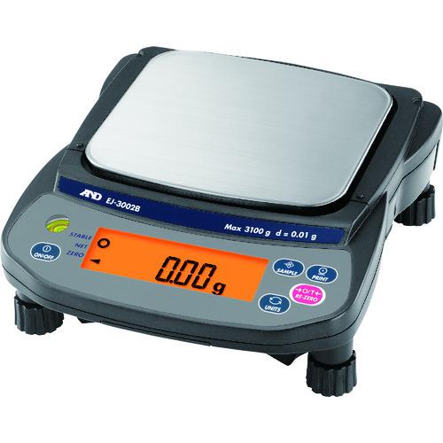 A&D パーソナル電子天びん EJ3002B [EJ3002B] EJ3002B 販売単位:1 送料無料