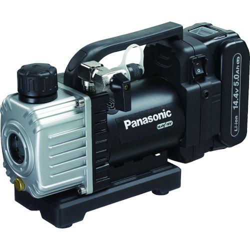 Panasonic 充電真空ポンプ14.4V5Ahセット [EZ46A3LJ1F-B] EZ46A3LJ1FB 販売単位:1 送料無料