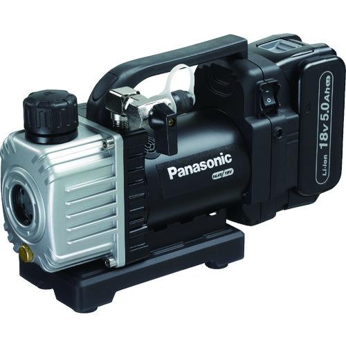 Panasonic 充電真空ポンプ18V5Ahセット [EZ46A3LJ1G-B] EZ46A3LJ1GB 販売単位:1 送料無料