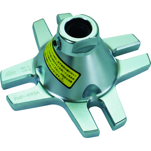 ハスコー フロントホイールハブプーラー [FHP-993A] FHP993A 販売単位:1 送料無料