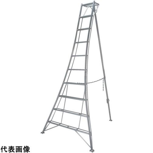 ピカ 三脚脚立GMF型 12尺 [GMF-360A] GMF360A 販売単位:1 送料無料