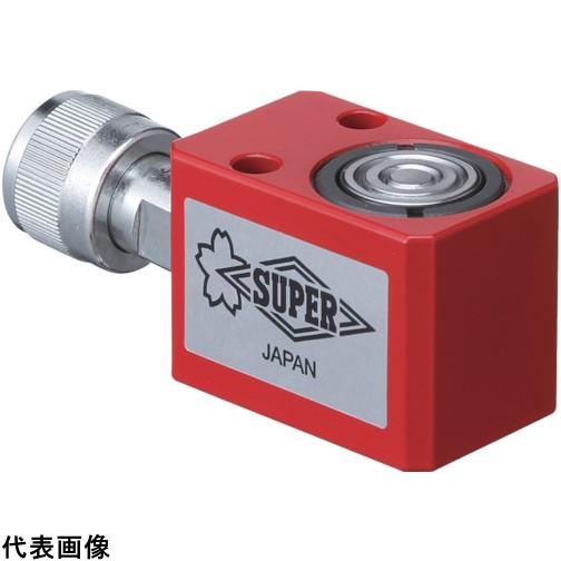 スーパー 油圧シリンダ(単動式) [HC5S15N] HC5S15N 販売単位:1 送料無料