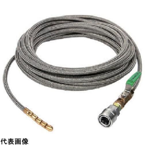 アサダ SUS洗管ホース 16/200G・13/100GS用 20m 1TC [HD06009] HD06009 販売単位:1 送料無料
