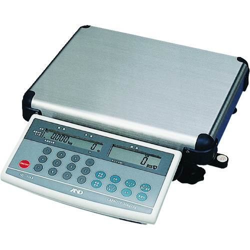 A&D カウンティングスケール ひょう量30kg [HD-30KB] HD30KB 販売単位:1 送料無料
