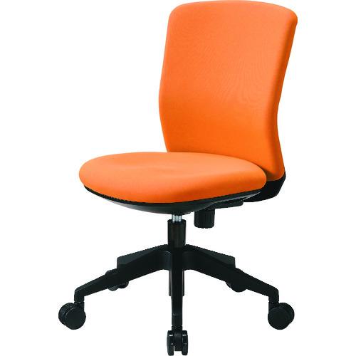 アイリスチトセ 回転椅子 HG1000 本体 オレンジ [HG1000-M0-F-OG] HG1000M0FOG 販売単位:1 送料無料