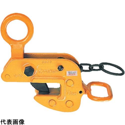 スーパー 横吊クランプ ロックハンドル式 細目仕様 [HLC0.5HN] HLC0.5HN 販売単位:1 送料無料