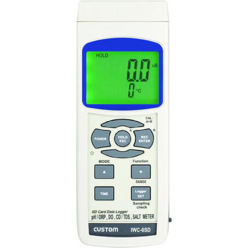 カスタム インテリジェント・ウオーター・チェッカー [IWC-6SD] IWC6SD 販売単位:1 送料無料