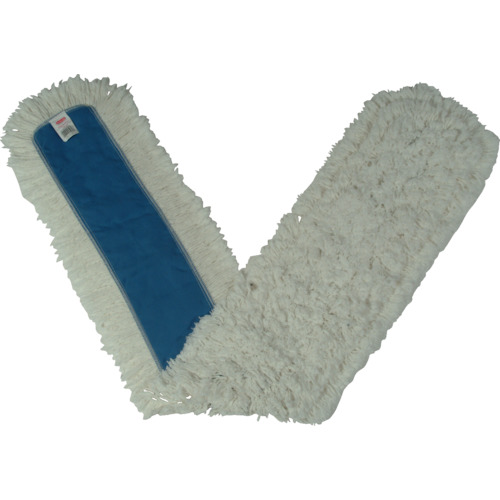 ラバーメイド ダストモップ 縦×横:127×1524mm ホワイト [K158-WH] K158WH 販売単位:1 送料無料