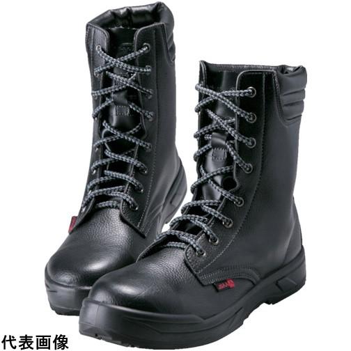 ノサックス  耐滑ウレタン2層底 静電作業靴 長編上靴 24.0CM [KC-0077-24.0] KC007724.0 販売単位:1 送料無料