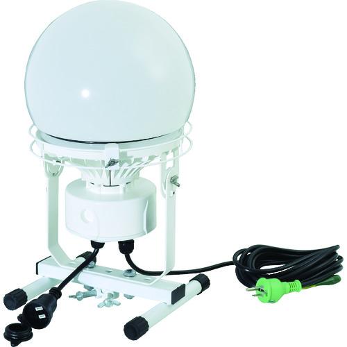 日動 連結LED投光器 ディスクボール100W 収納ケース付 [L100W-AB-50K-PBOX] L100WAB50KPBOX 販売単位:1 送料無料