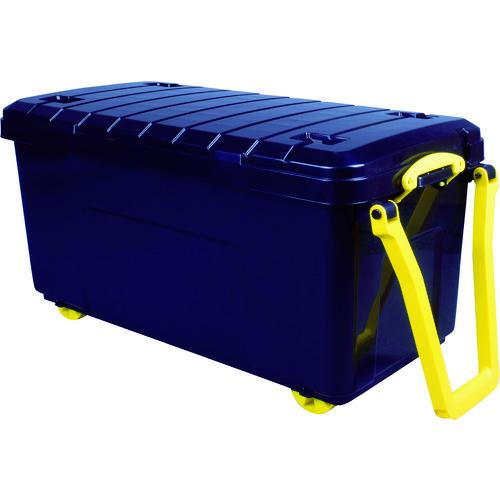 RUP コンテナ Really Useful Wheeled Trunk ブラッ [LG-WHTR] LGWHTR 販売単位:1 送料無料