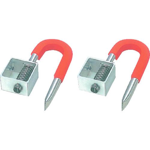 ピカ はしご用自在フック 電工用 [LP-F1A] LPF1A 販売単位:1 送料無料