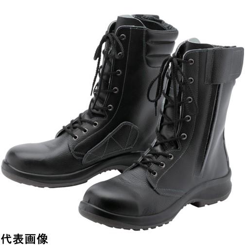 ミドリ安全 女性用長編上安全靴 LPM230Fオールハトメ 23.0cm [LPM230F-23.0] LPM230F23.0 販売単位:1 送料無料