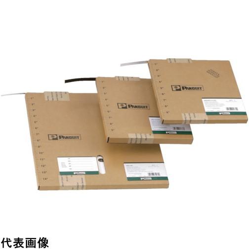 パンドウイット MLTタイプ 長尺ステンレススチールバンド スーパーヘビータイプ SUS304 幅:15.9mm 長さ:61m/巻 MBSH-TR [MBSH-TR] MBSHTR 販売単位:1 送料無料