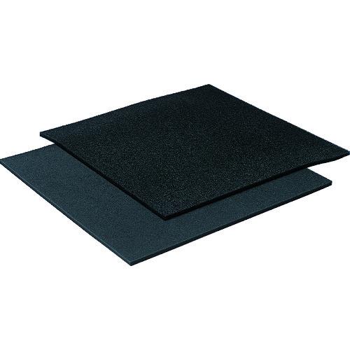 イノアック モルトフィルター MF-20 黒 30tx1000x1000 化粧断 [MF-20-30] MF2030 販売単位:1 送料無料
