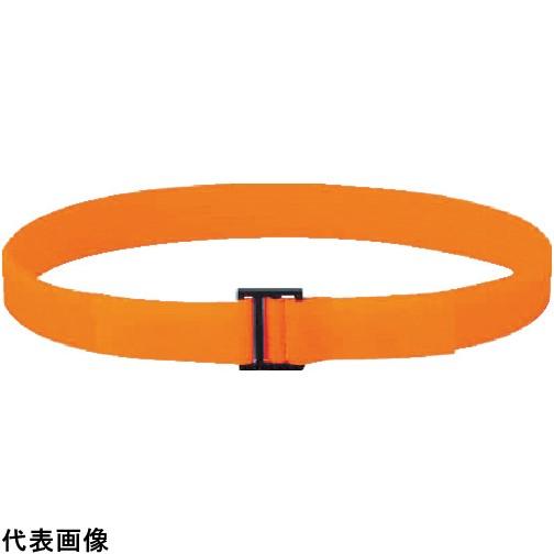 TRUSCO トラスコ中山 フリーマジック結束テープ 片面 蛍光オレンジ 50mm×25m [MKT50B-LOR] MKT50BLOR 販売単位:1 送料無料