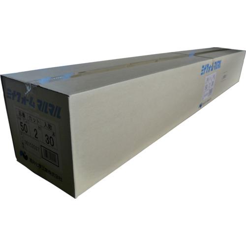 ミナ ミナフォームマルマル50mmφ×2m (30本入) [MM-50] MM50 販売単位:1 送料無料