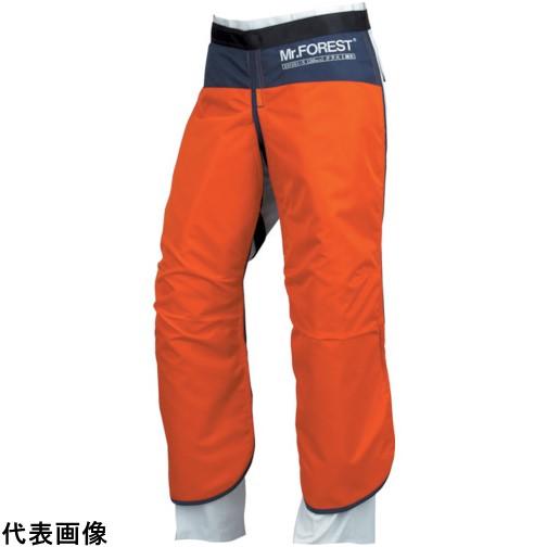 マックス Mr.FOREST 防護チャップス オレンジ Lサイズ [MT536-OR-L] MT536ORL 販売単位:1 送料無料