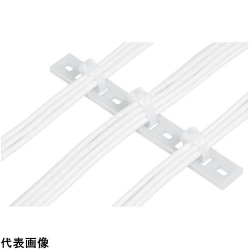 パンドウイット 固定具 マルチタイプレート (100個入) [MTP5H-E10-C] MTP5HE10C 販売単位:1 送料無料