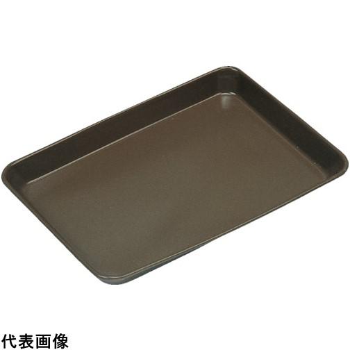 フロンケミカル フッ素樹脂コーティング浅型バット 浅12 膜厚約50μ [NR0374-005] NR0374005 販売単位:1 送料無料