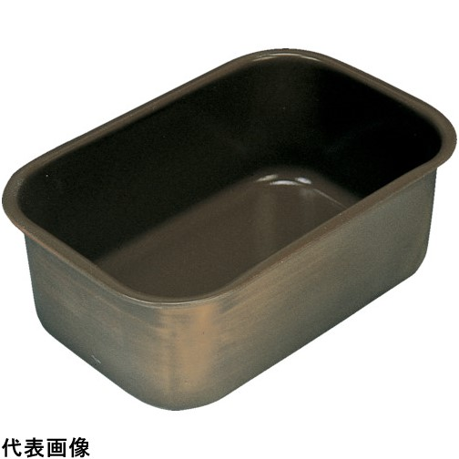 フロンケミカル フッ素樹脂コーティング深型バット 深2 膜厚約50μ [NR0377-003] NR0377003 販売単位:1 送料無料