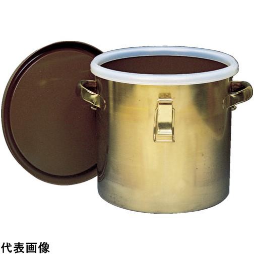 フロンケミカル フッ素樹脂コーティング密閉タンク(金具付) 膜厚約50μ 20L [NR0378-004] NR0378004 販売単位:1 送料無料