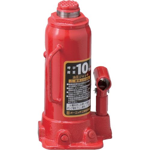 OH 油圧ジャッキ 10T [OJ-10T] OJ10T 販売単位:1 送料無料