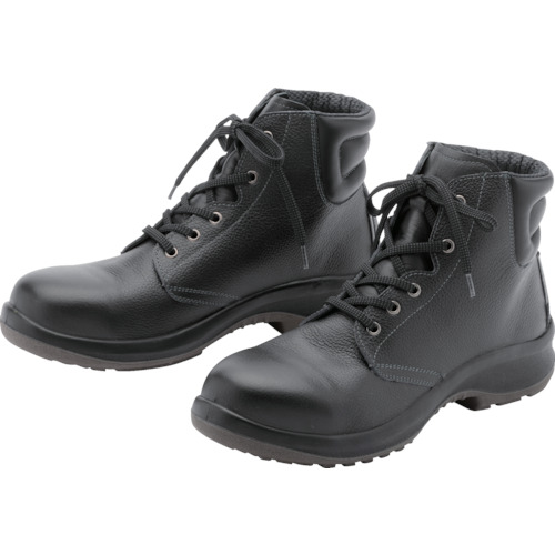 ミドリ安全 中編上安全靴 プレミアムコンフォート PRM220 23.5cm [PRM220-23.5] PRM22023.5 販売単位:1 送料無料